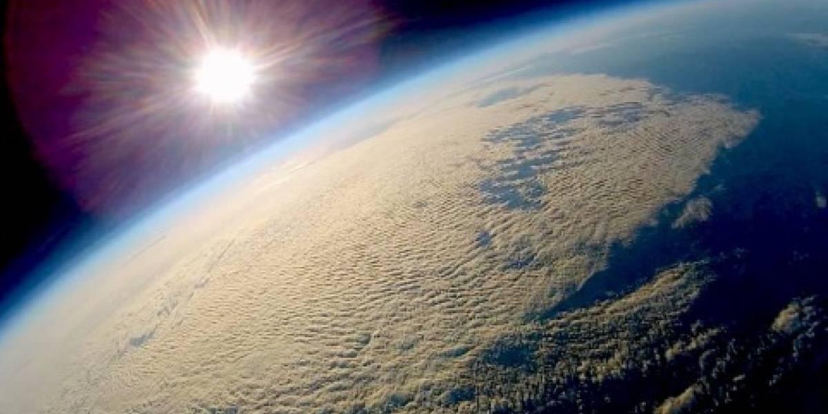 Lanzarán partículas en la estratósfera para controlar el impacto del Sol y enfriar el planeta