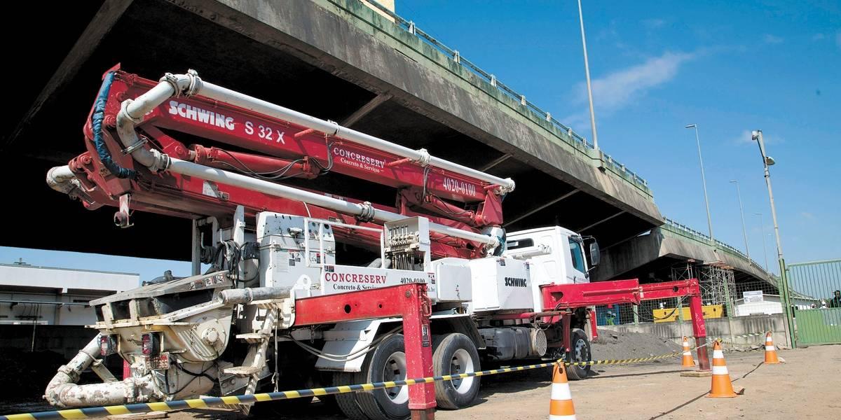 TCM libera emergência para laudos de pontes de SP