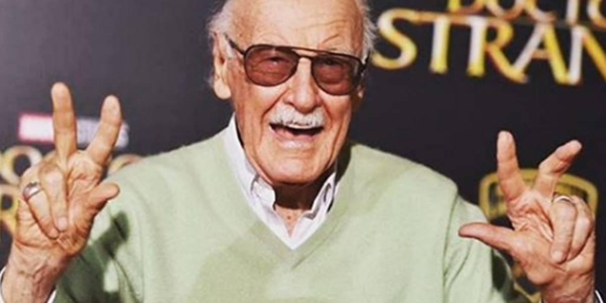 Hija de Stan Lee en picada contra Marvel y Disney por no respetar el legado de su padre