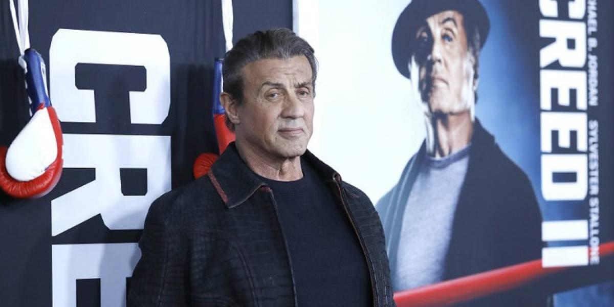 """VIDEO. Sylvester Stallone se despide de """"Rocky Balboa"""""""