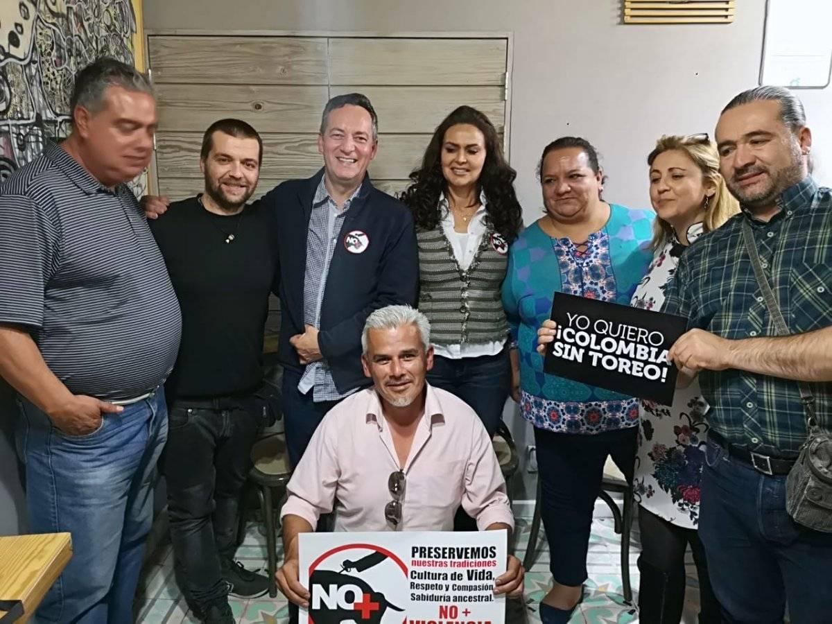 Leticia Varela (centro) propone eliminarlas. Cortesía.