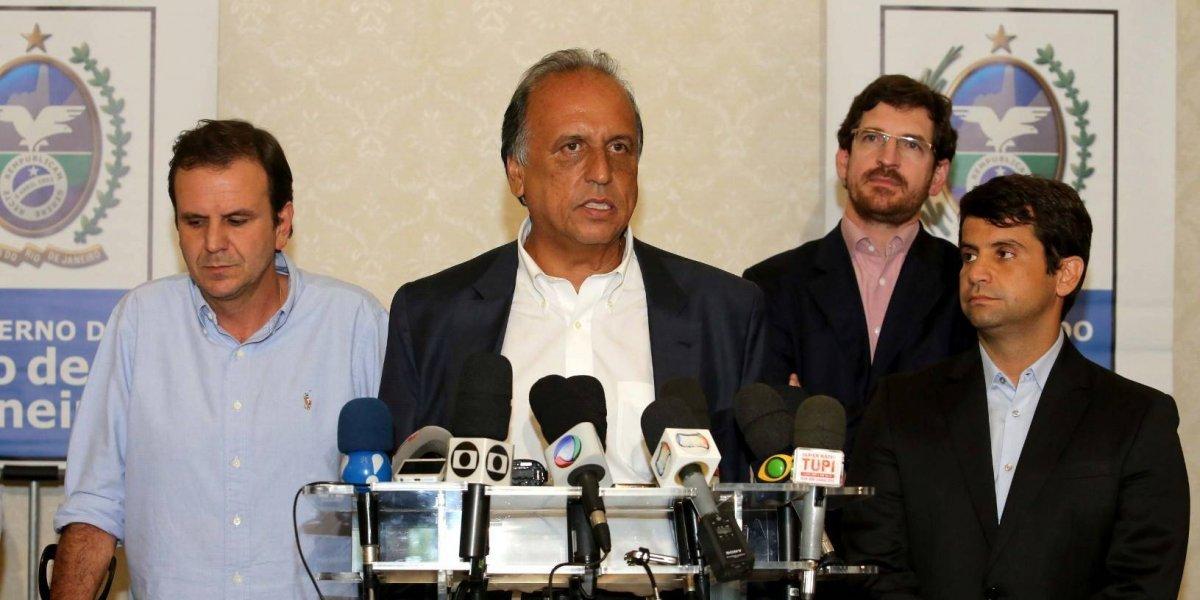 Detienen al gobernador de Río de Janeiro por recibir coimas