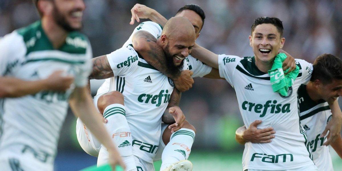 Campeonato Brasileiro: onde assistir ao vivo online o jogo Palmeiras x Vitória