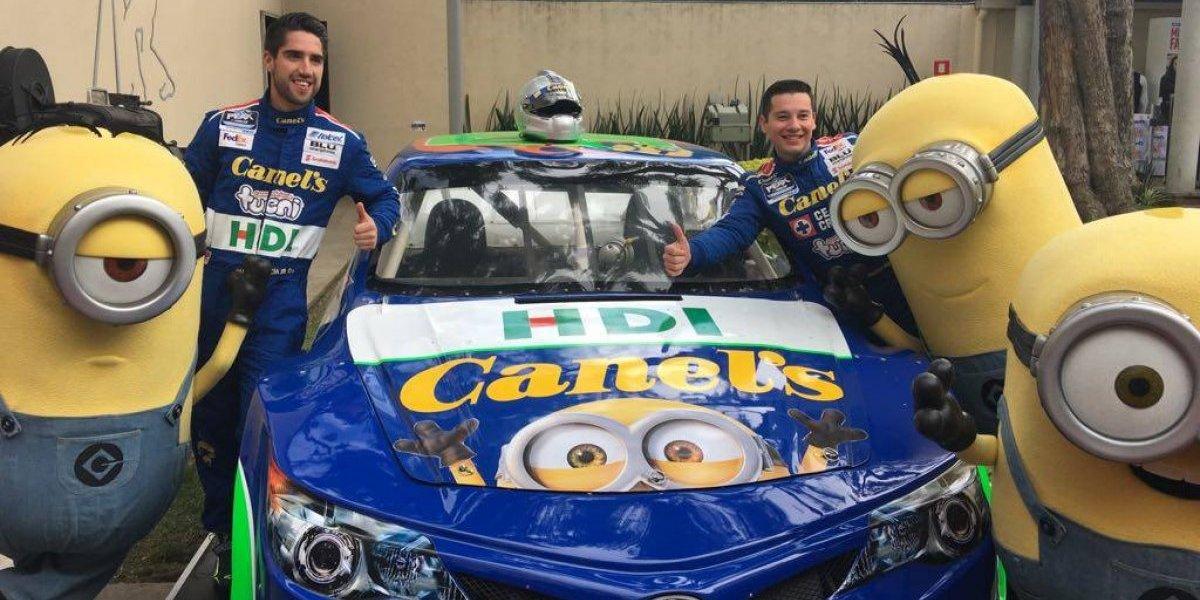 Rubén García Jr. y el Canel's Racing Team buscan la corona de NASCAR en el AHR