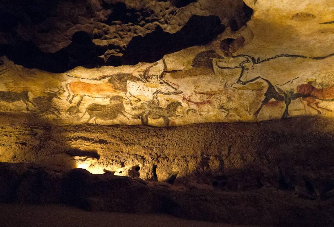 Pinturas rupestres podrían ser en realidad trazados de constelaciones
