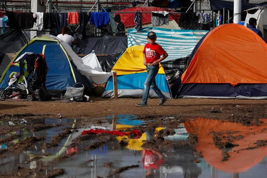 Albergue en Tijuana