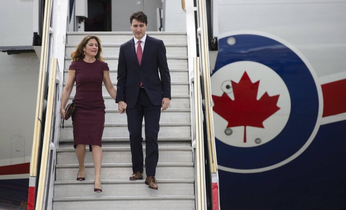 Justin Trudeau, primer ministro de Canadá Foto: AP