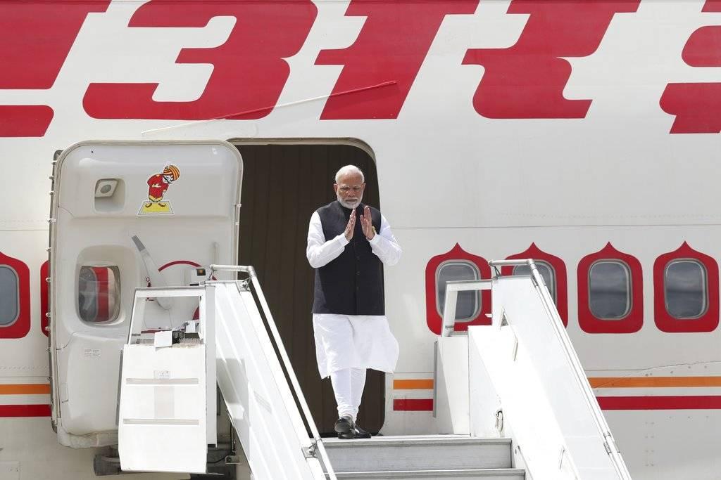Narendra Modi, primer ministro de la India Foto: AP
