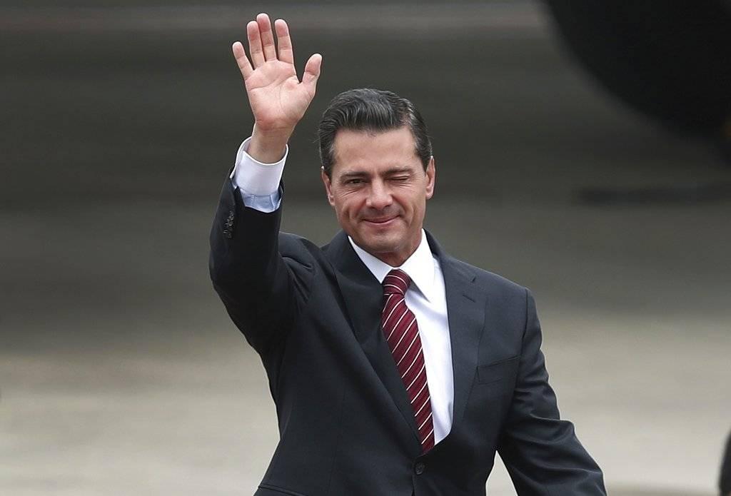 Enrique Peña Nieto, presidente de México Foto: AP