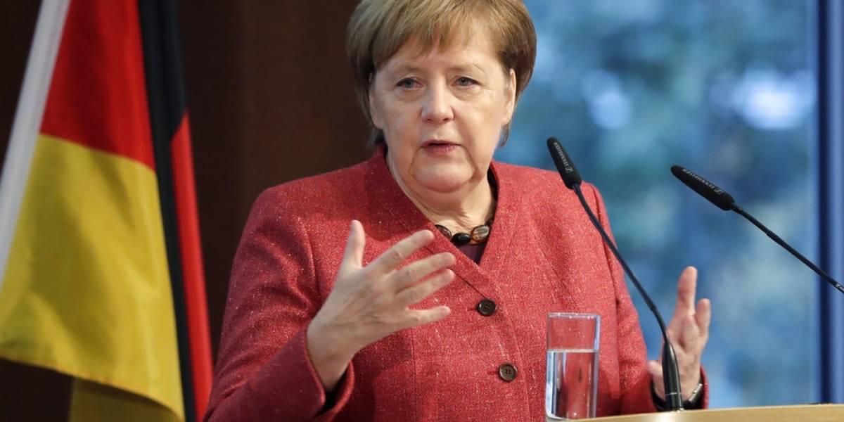 Canciller alemana Ángela Merkel en cuarentena luego de que su doctor diera positivo a coronavirus