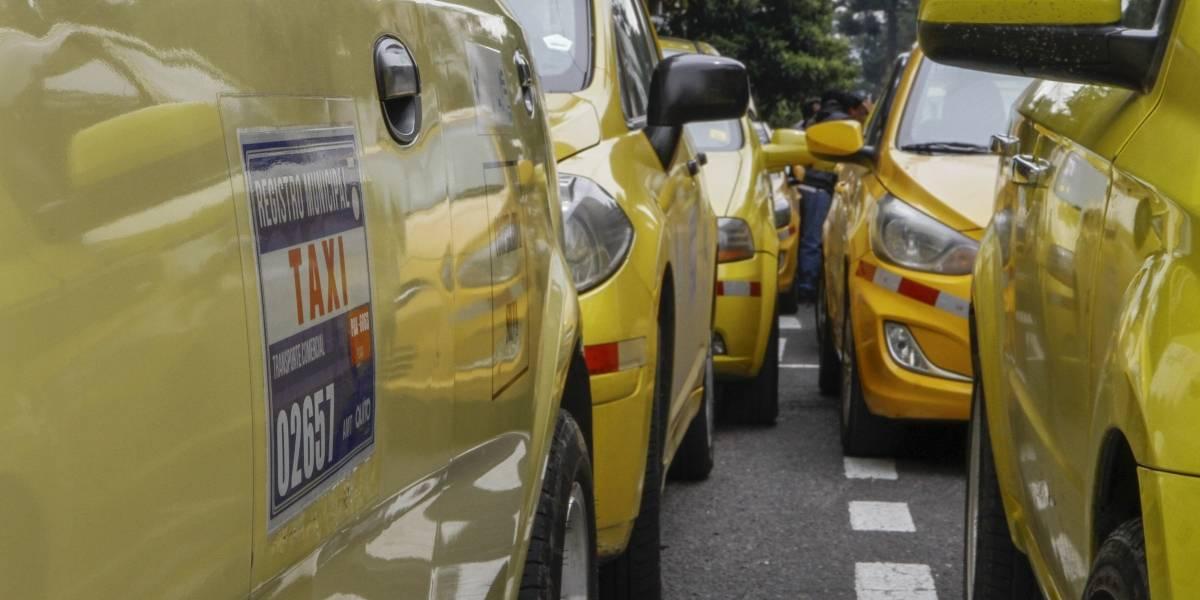 Fedotaxis: Gremio de taxistas anuncia movilización para este 27 de febrero