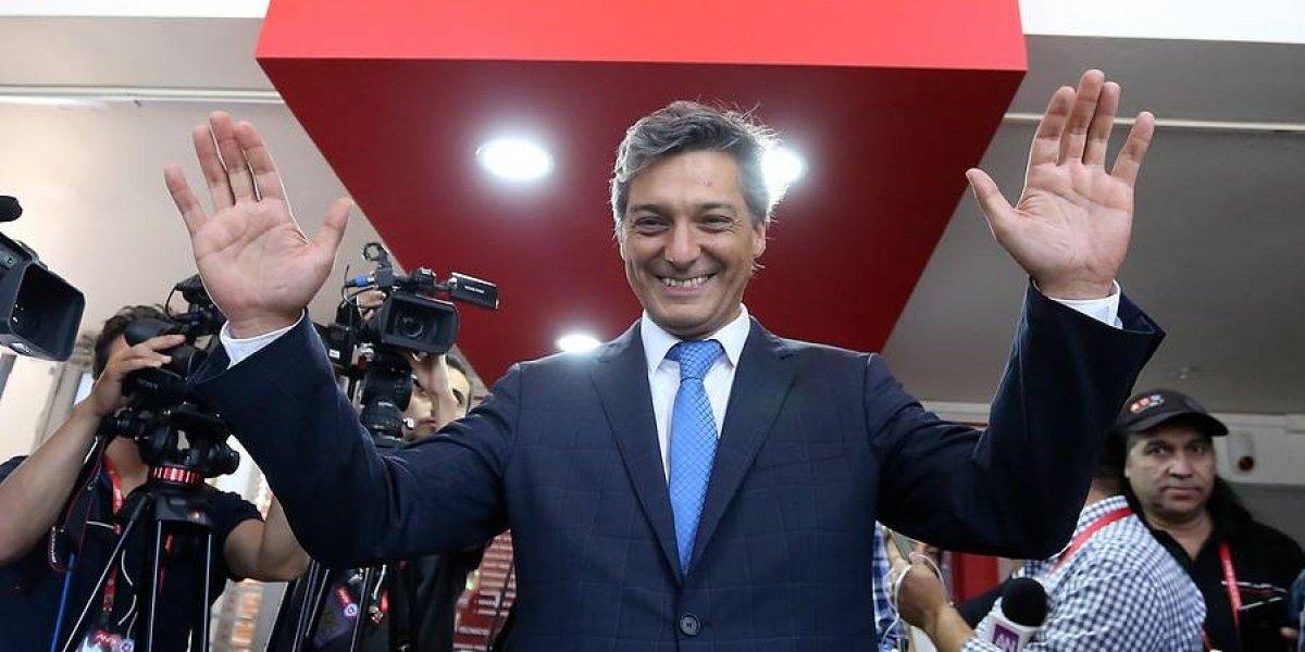 Campeón con Cobresal, secretario de Salah y líos en Codelco: ¿Quién es Sebastián Moreno, el nuevo presidente de la ANFP?
