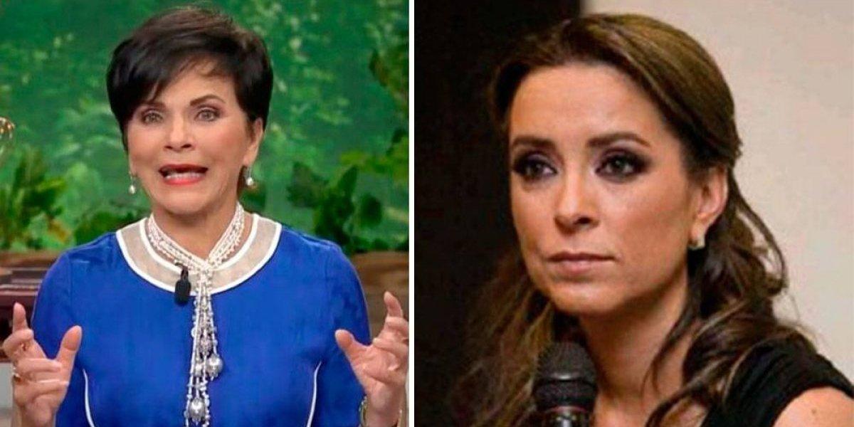 """La presentadora Aurora Valle revela lo que le hizo sufrir Paty Chapoy en """"Ventaneando"""""""