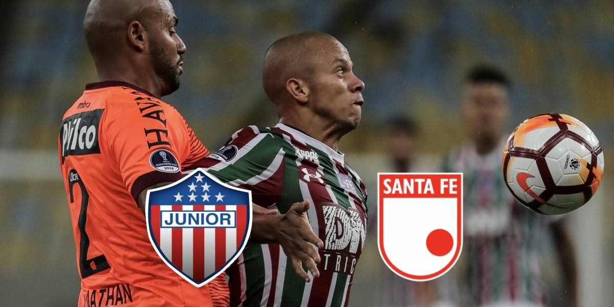 Júnior clasificó a la final de la Copa Sudamericana