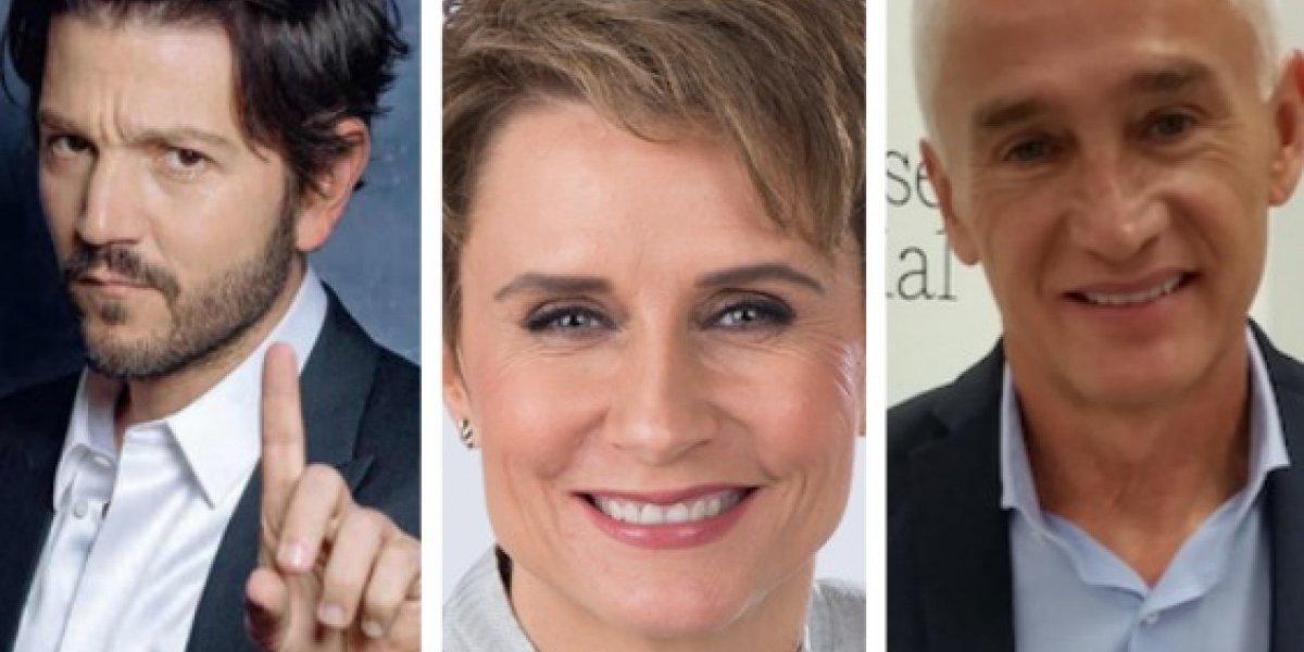 Diego Luna, Jorge Ramos y Denise Maerker comparten su visión sobre AMLO