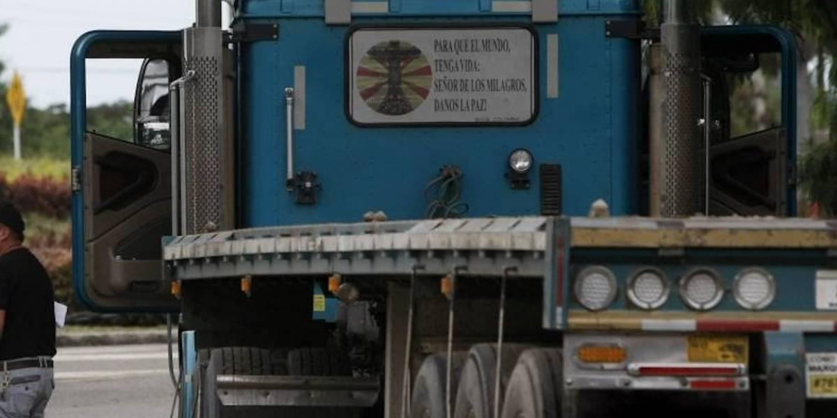 Camionero muere tras ataque con piedras en medio de protestas
