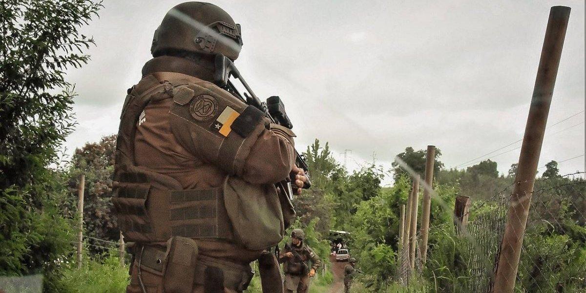 Caso Catrillanca: carabinero dado de baja no se arrepiente de haber grabado al imputado por el homicidio del joven mapuche
