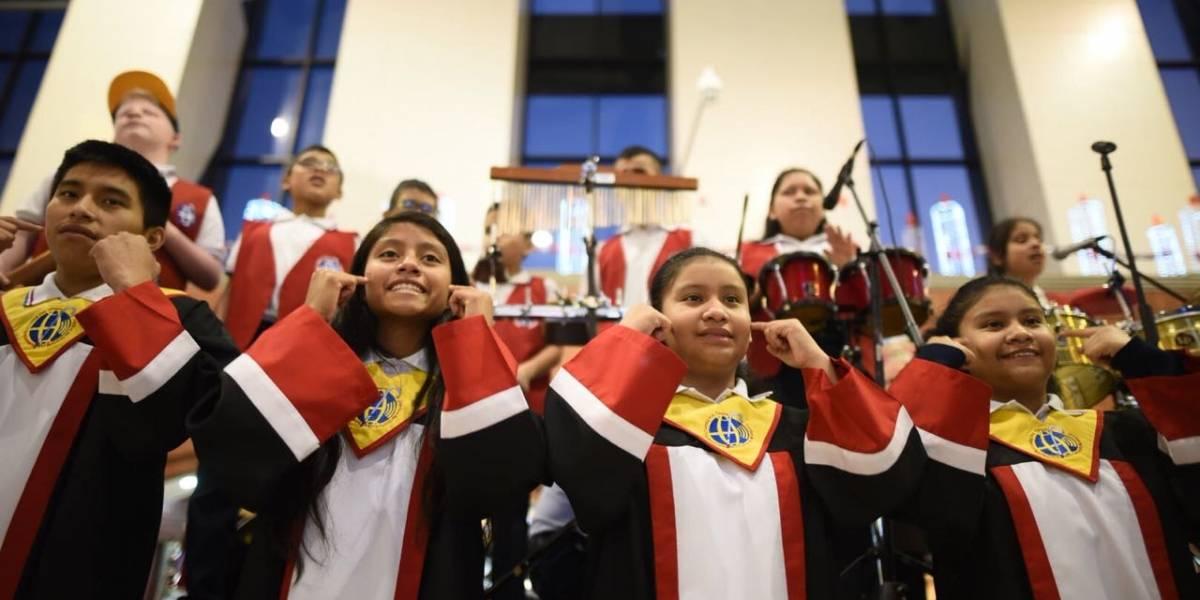 Coro y Orquesta Voces de Luz y Expresión del Silencio celebra con concierto invitación de OEA