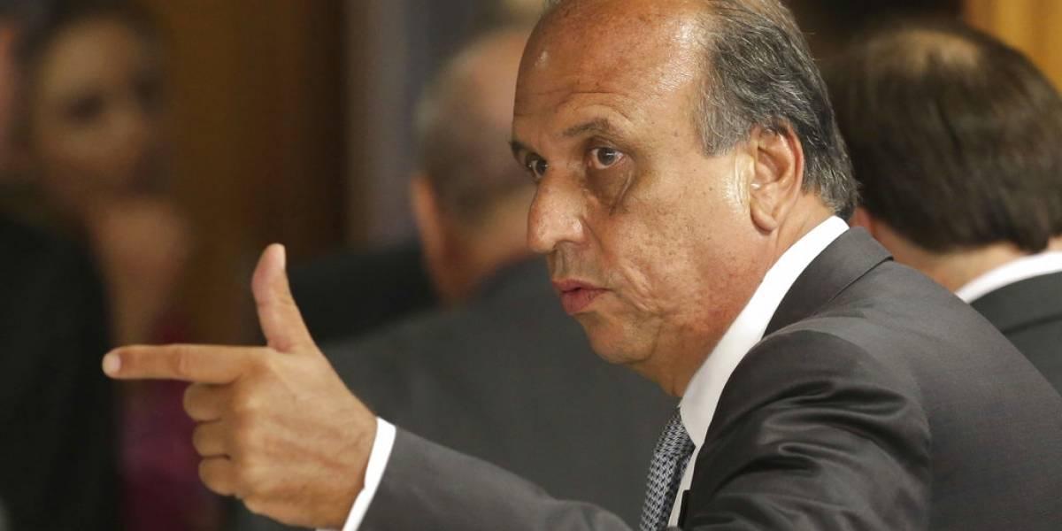 Detienen al gobernador de Rio de Janeiro por corrupción