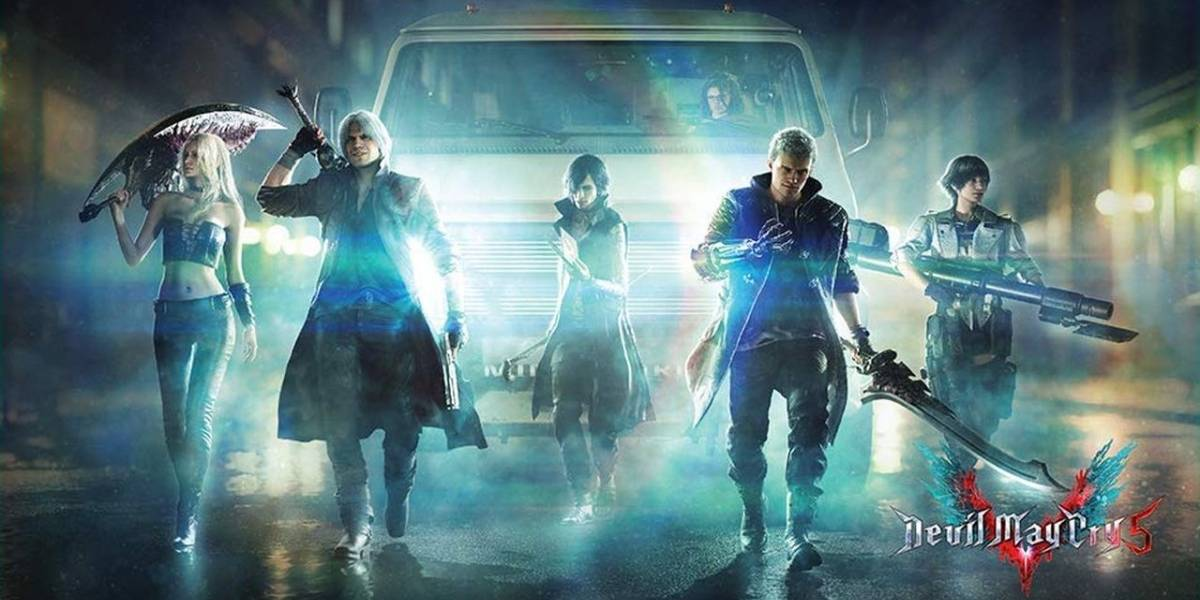 Capcom presenta edición especial de Devil May Cry 5