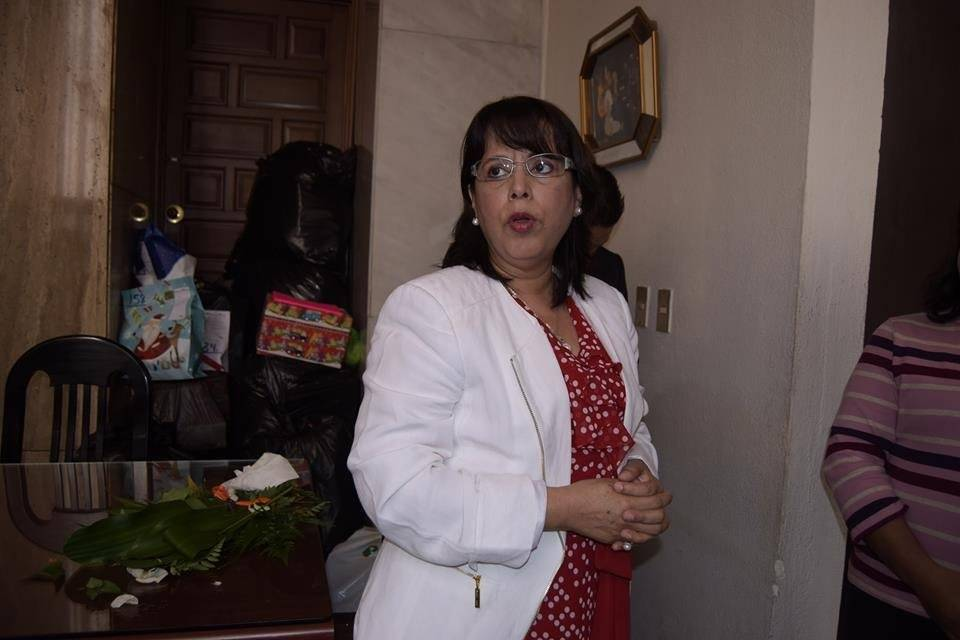 Magistrada Silvia García. Foto: Omar Solís