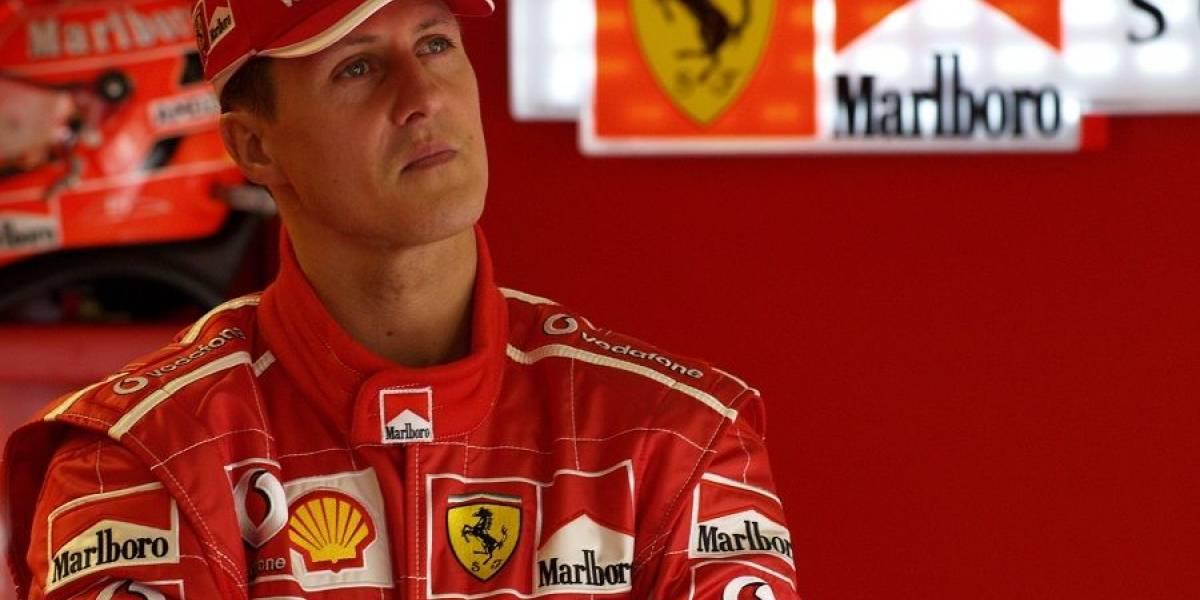 Arcebispo sugere que Schumacher está em estado vegetativo
