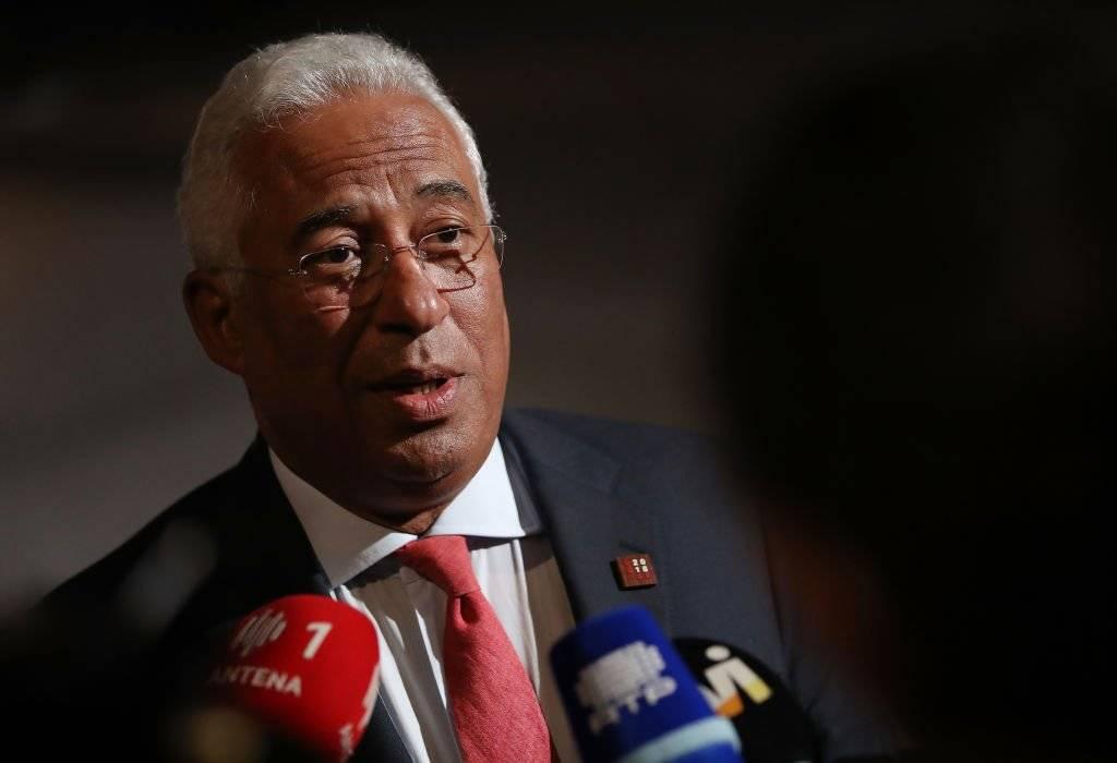 António Costa, primer ministro de la República Portuguesa Foto: Getty Images