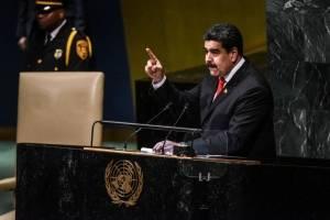 Nicolás Maduro, presidente de la República Bolivariana de Venezuela