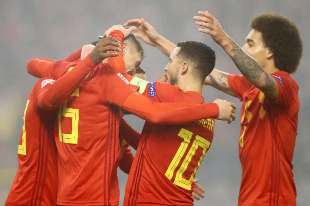 Bélgica se mantiene en el primer lugar del ranking FIFA / Foto: Getty Images