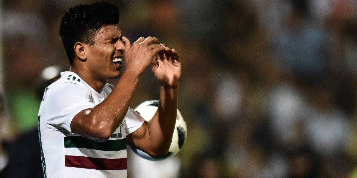 Selección mexicana cae en el ranking FIFA