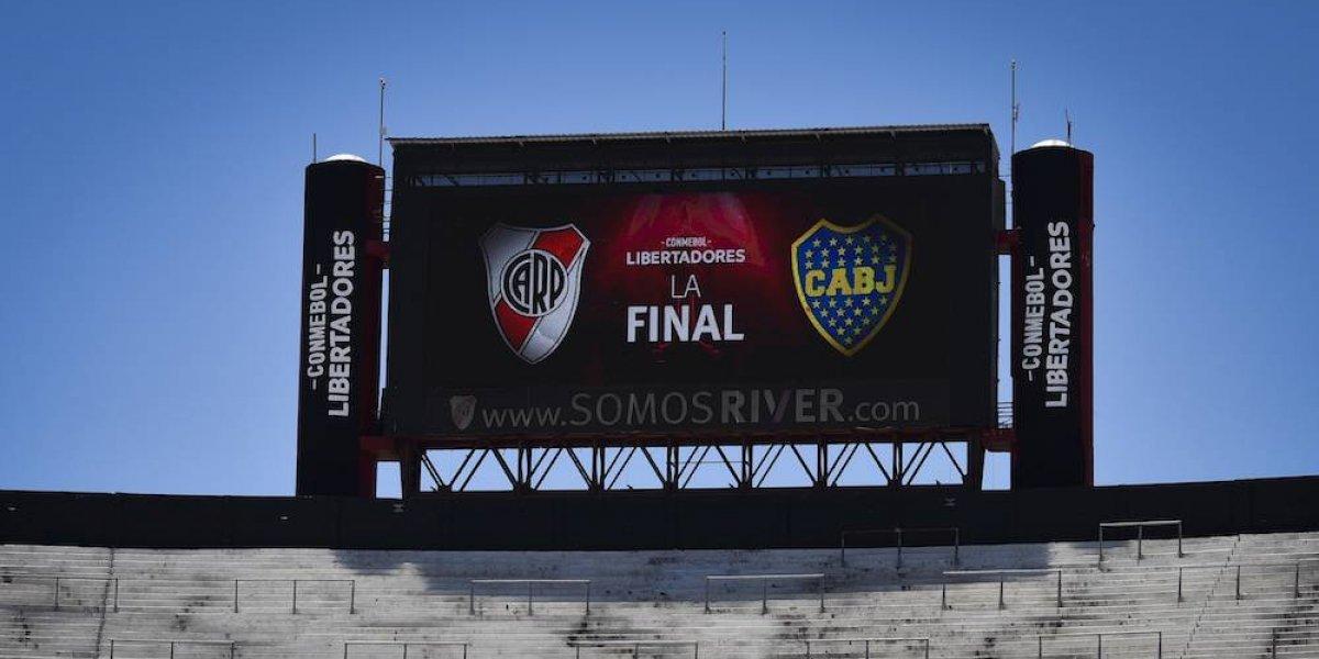 La final de la Copa Libertadores se jugará en Madrid