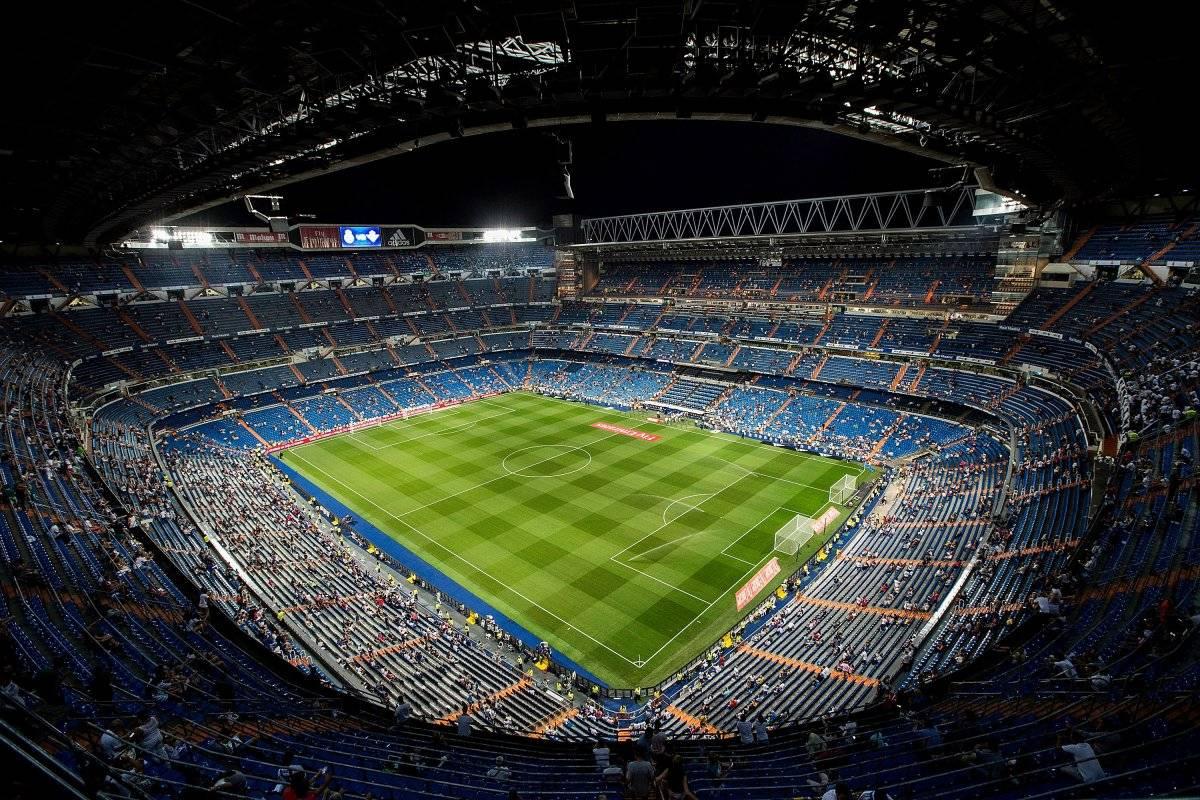 El 9 de diciembre se disputará la final de la Copa Libertadores en la cancha del Bernabéu Getty images