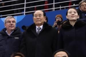Kim Yong Nam, presidente del presídium de la Asamblea Popular Suprema de la República Popular Democrática de Corea