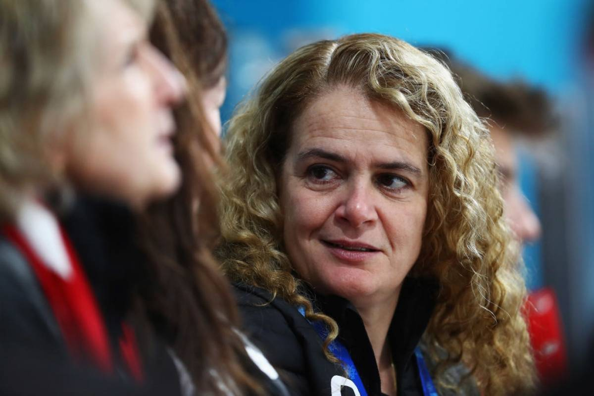 Julie Payette, gobernadora General de Canadá Foto: Getty Images