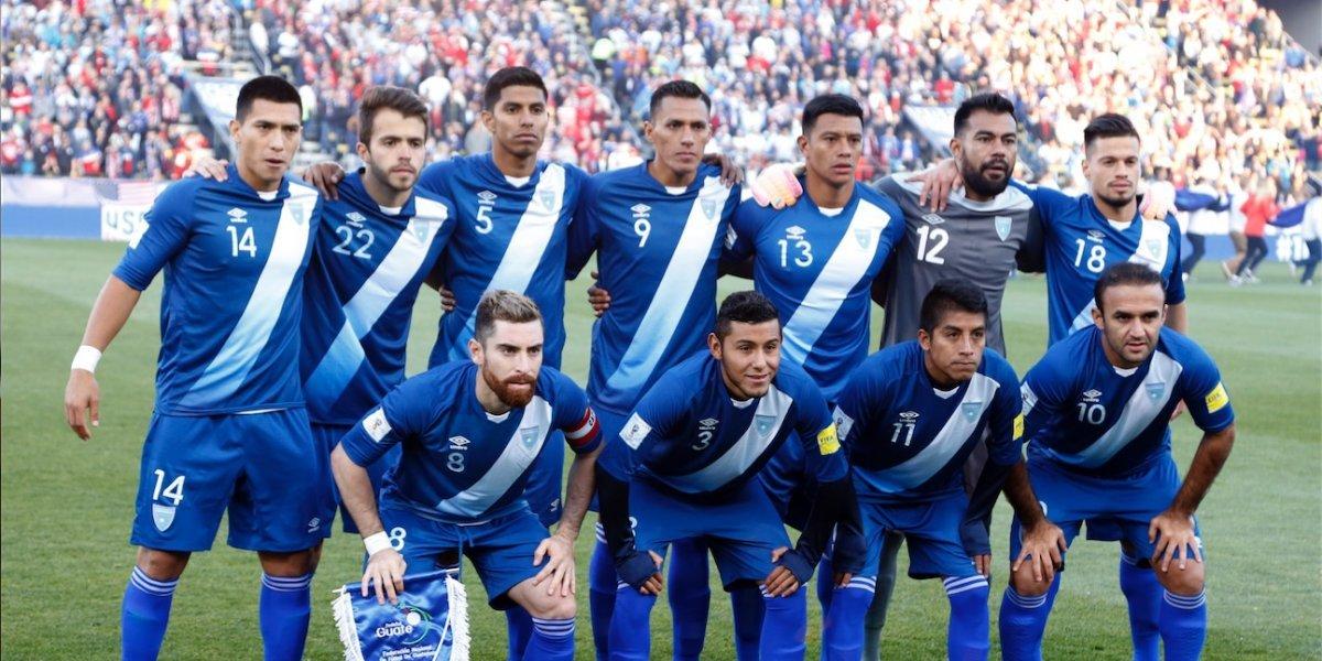Guatemala va en caída libre, así lo revela el ranquin FIFA de noviembre