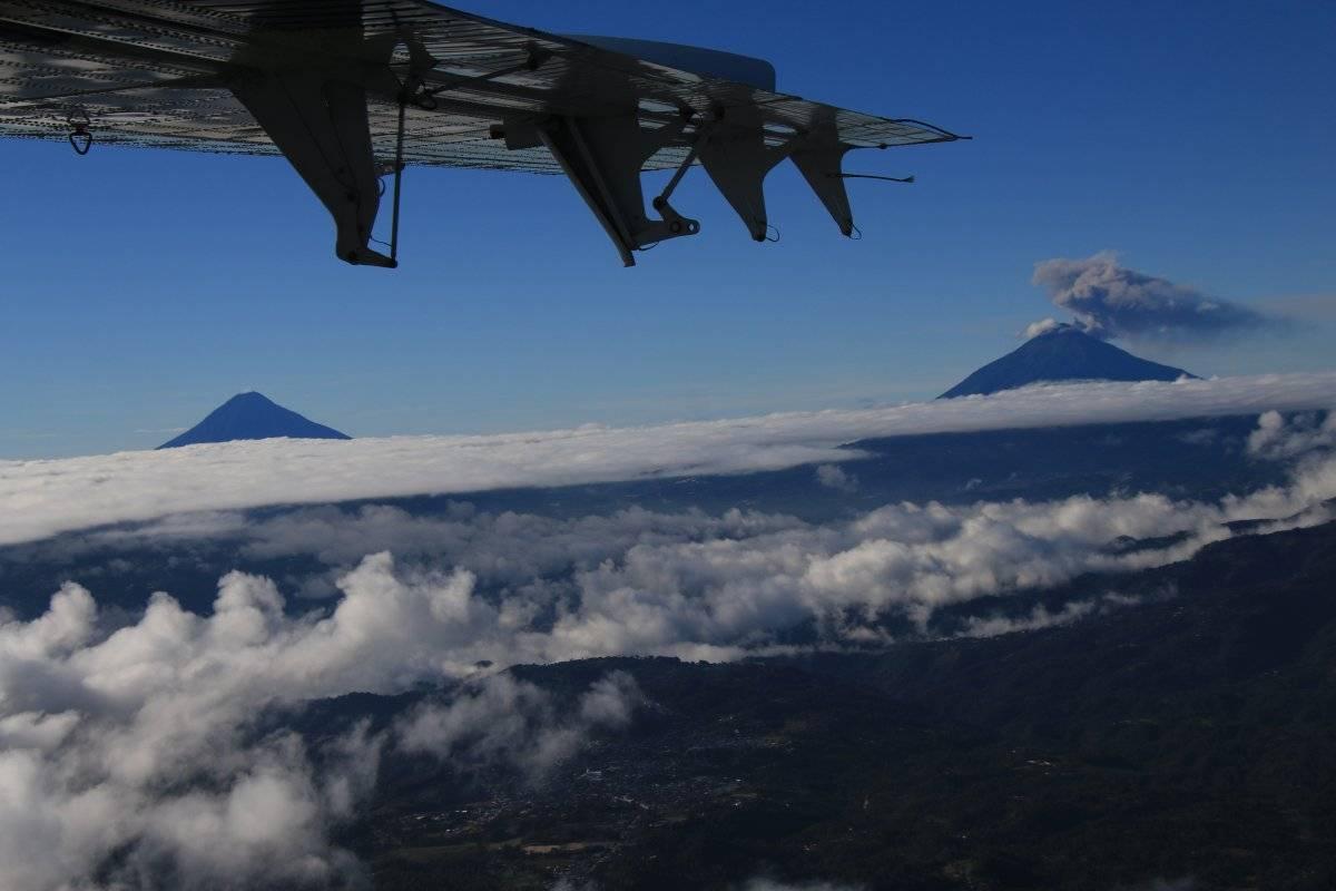 Vuelo a Huehuetenango