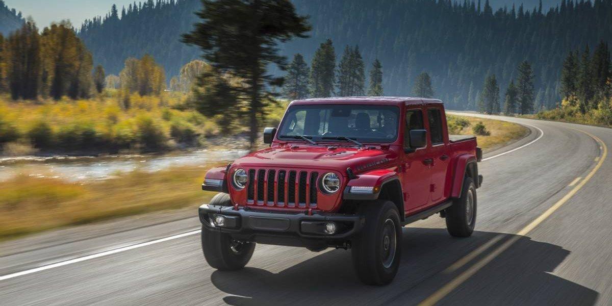 Conoce la nueva pickup de Jeep, la Gladiator 2020