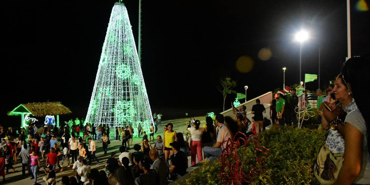 Estas serán las actividades del encendido del alumbrado navideño en Barranquilla