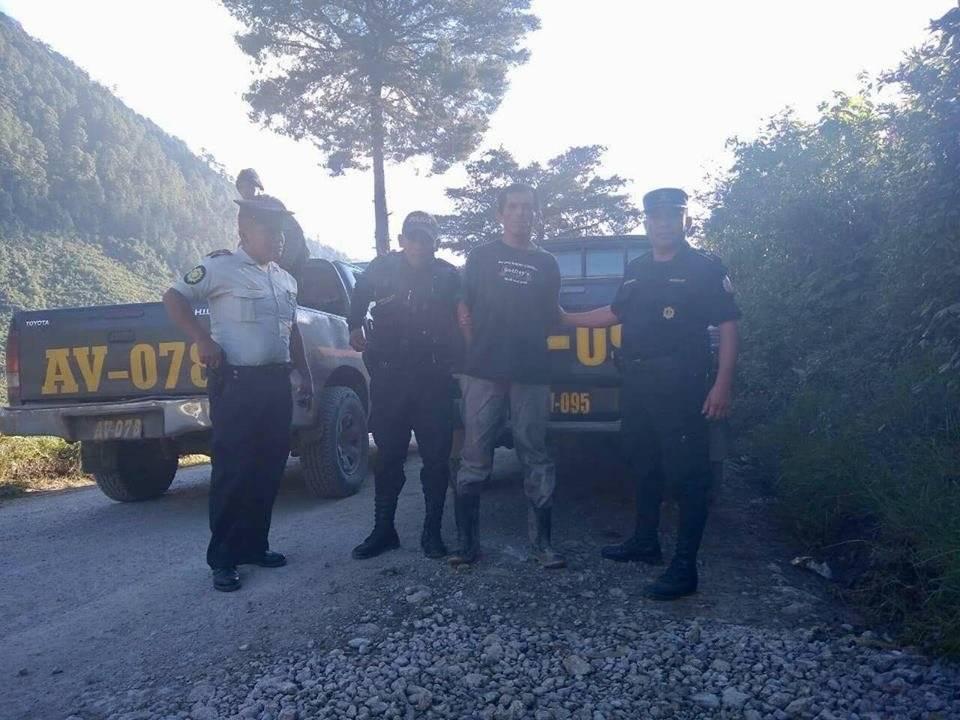 Mario Tut Ical, señalado de matar con machete a Alejandra Ico en Alta Verapaz