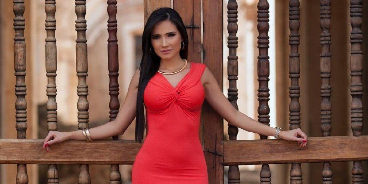 FOTOS. Massiel Carrillo sube la temperatura al presumir escote de infarto
