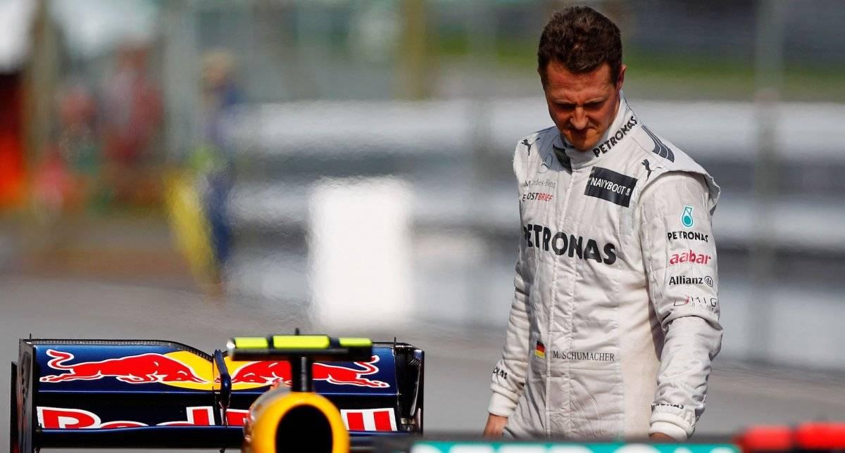 Schumacher es ganador de siete títulos de Fórmula Uno |GETTY IMAGES