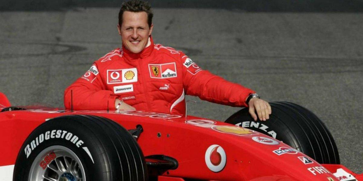Familia de Michael Schumacher abrirá museo virtual