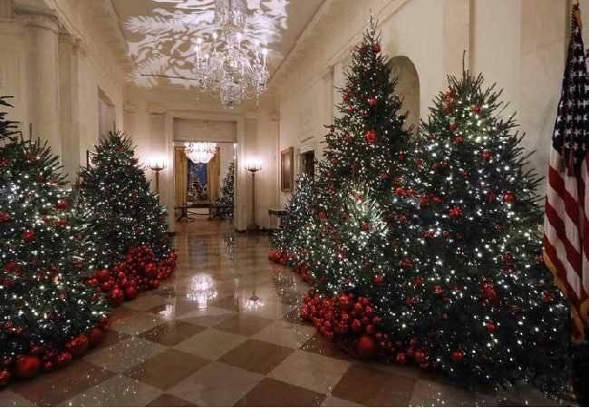 Navidad Casa Blanca
