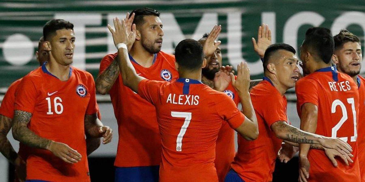Ranking FIFA: La Roja se mantiene, Argentina sube y Bélgica sigue firme en la cima