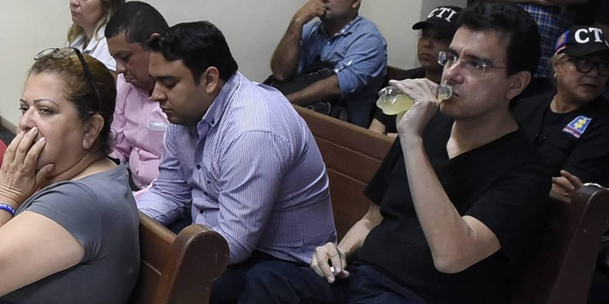 """Ramsés Vargas """"no aceptó cargos"""" en audiencia por caso Autónoma en Barranquilla"""