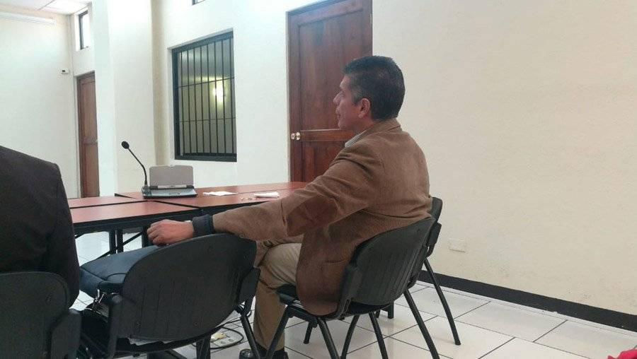 La CICIG acusó a René Arturo Villavicencio Funes. Foto: Emisoras Unidas
