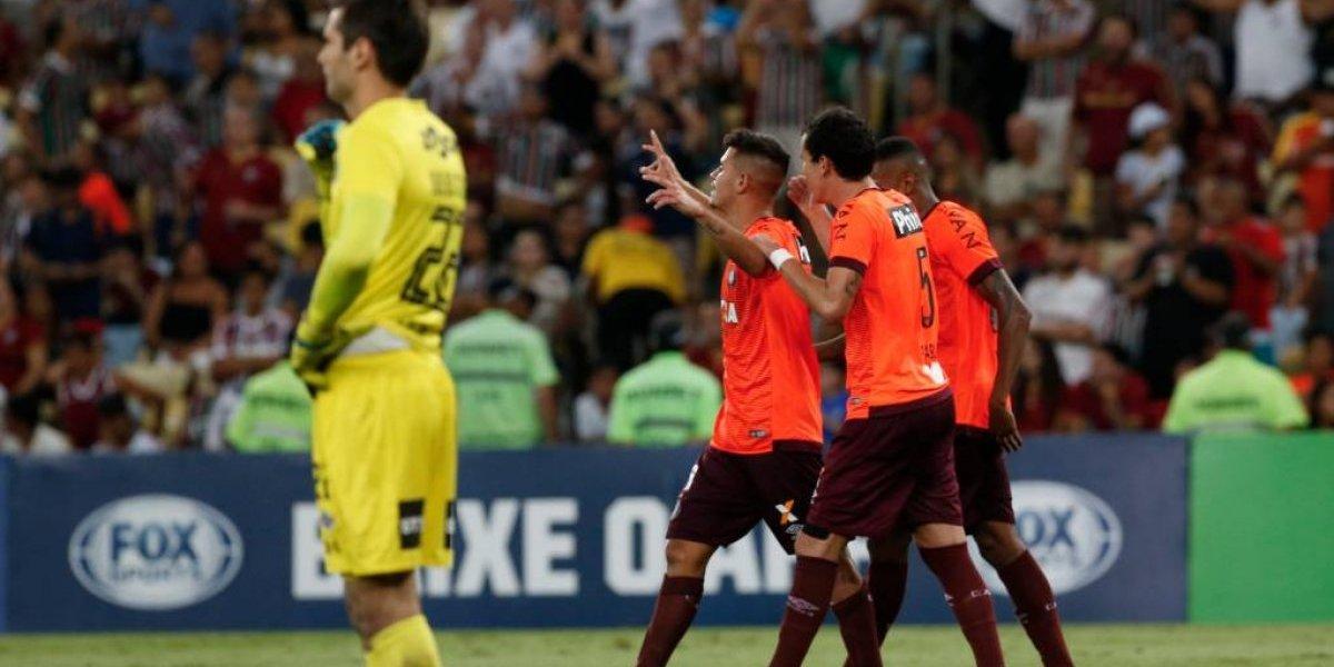 Atlético Paranaense ganó la semifinal brasileña y va por el título de la Copa Sudamericana