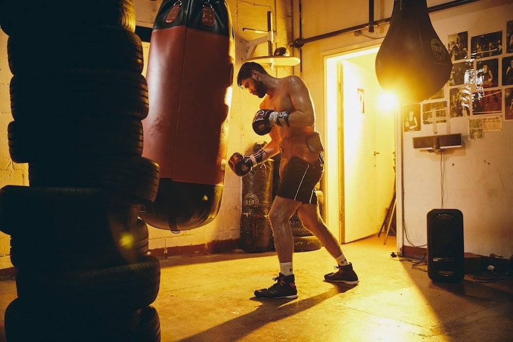 Mark Robinson- Matchroom Boxing USA