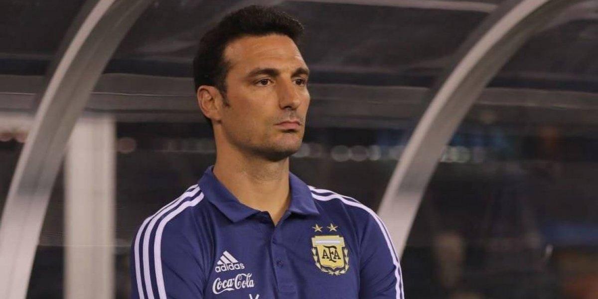 Argentina se decidió y nombrará a Lionel Scaloni como su entrenador oficial