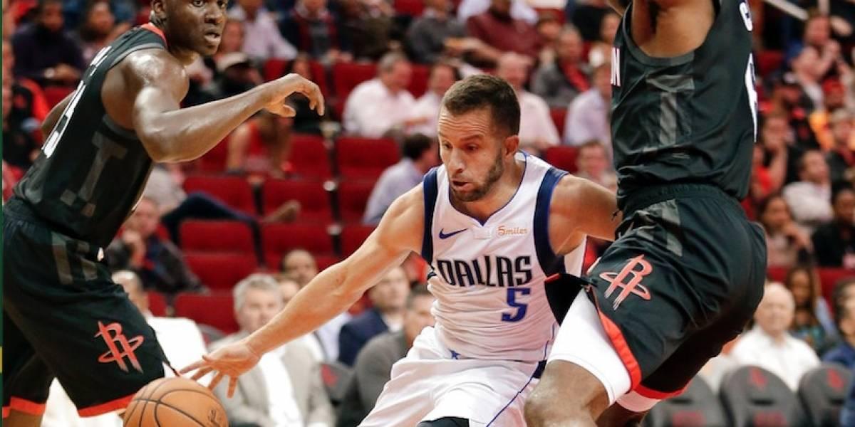 Doncic ayuda a los Mavericks en su paliza sobre los Rockets